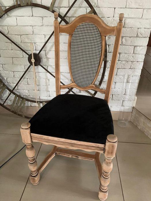 Krzesło po całkowitej renowacji.Jedyny egzemplarz Okazja .Dowóz gratis Police - image 1