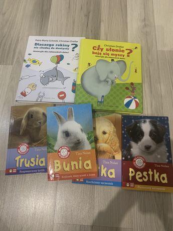 Sprzedam ksiazki dla dzieci