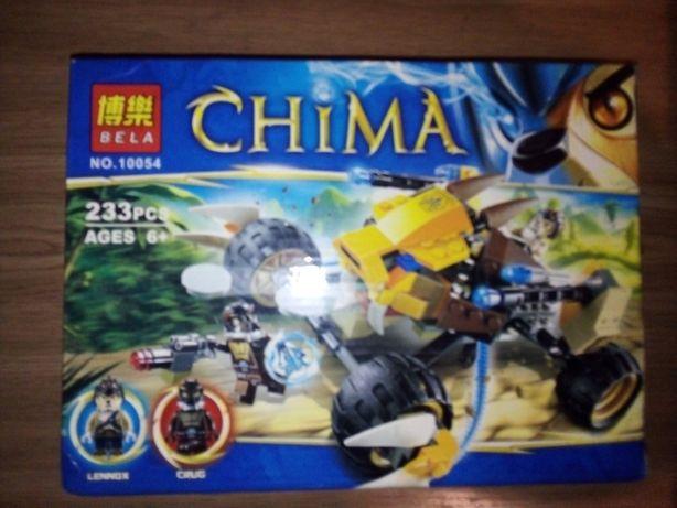 """Лего """"CHIMA""""фирмы Bella №10054"""