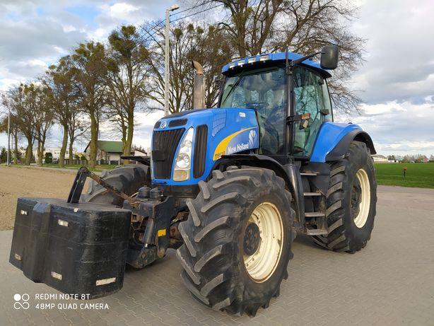 New Holland T8030 tuz
