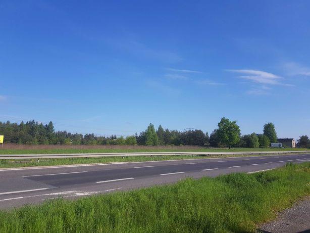 Działka inwestycyjna 1.2200 ha