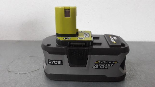 Bateria akumulator Ryobi 4 Ah jak nowa !!