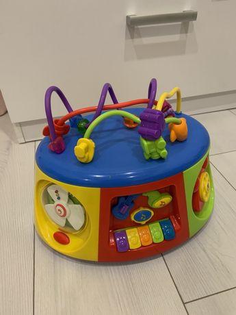 Музыкальный развивающий центр куб игрушка