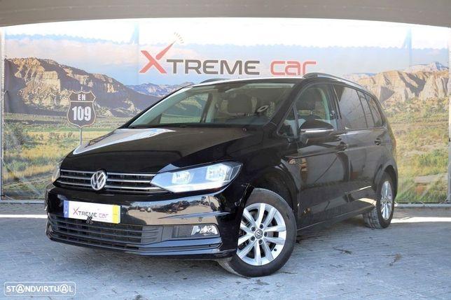 VW Touran 1.6 TDI 7 LUG. AUTOMÁTICA DSG