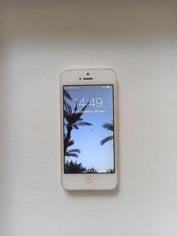 iPhone 5 (для работы, звонилка или на детали)