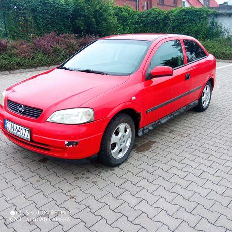 Opel Astra II 1.6 benzyna