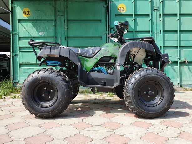 Новий квадроцикл KXD125cc 4ст
