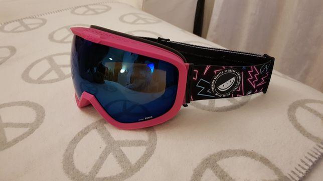 Goggle Snowboard Melon Optics (Carl Zeiss) - Limpeza Stock