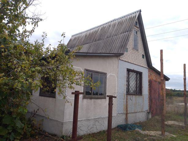 Дачный участок с домиком в Бучанском районе