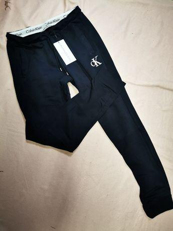 Dresy męskie Calvin Klein CK dres granat nowość OUTLET premium