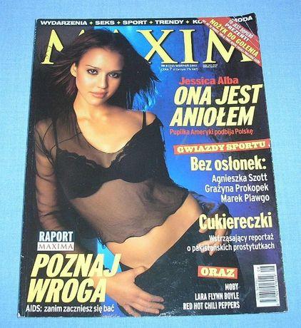 Jessica Alba Maxim 2002