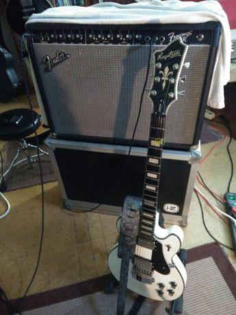 Amplificador Fender FRONTMAN 212R c/ Case