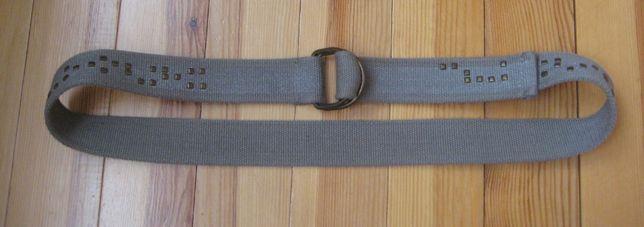 Ремень пояс тканевый. Длина 109 см.