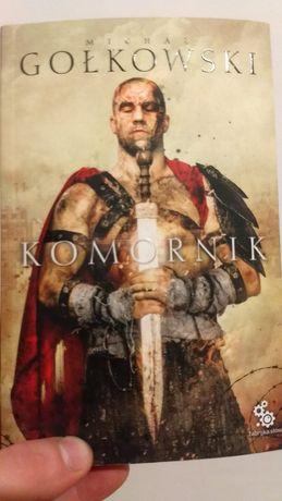 Komornik tom 1. Gołkowski