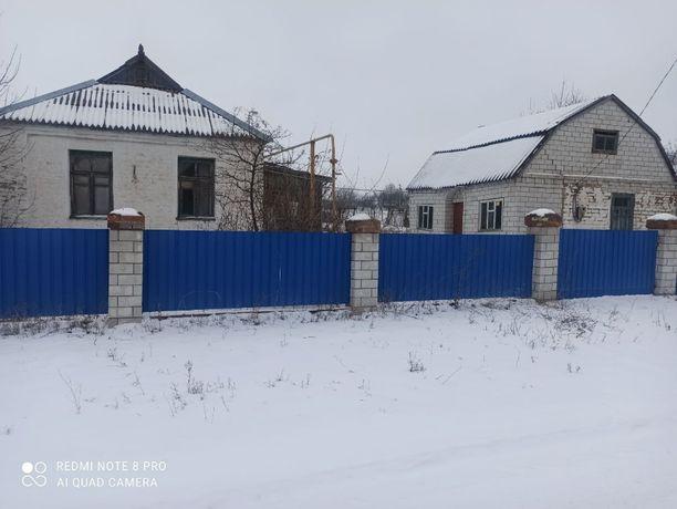 Дом с участком земли 0,4 га Пролетарий