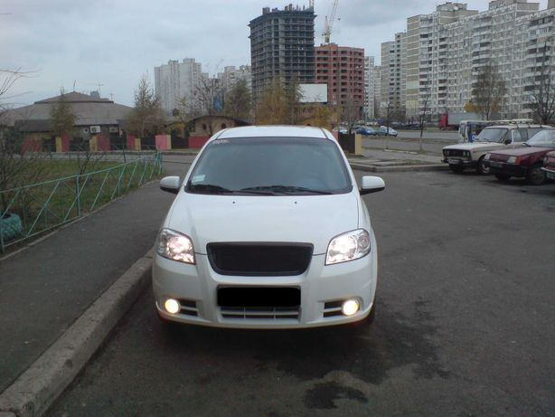 Срочно Chevrolet Aveo 2008