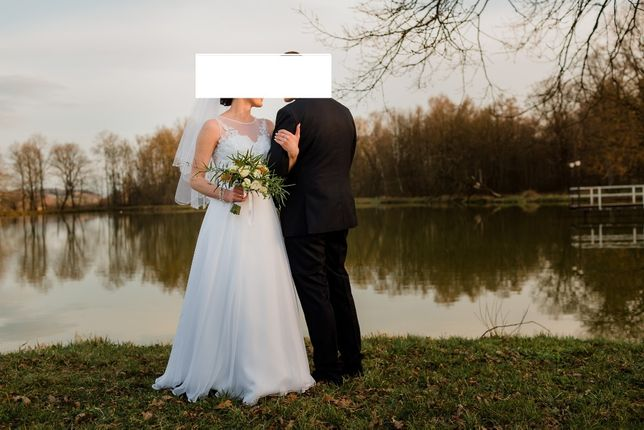 Sprzedam - Suknia ślubna