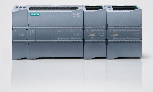 Программирование Siemens Simatic S7-300, S7-400, S7-1200 и S7-1500.