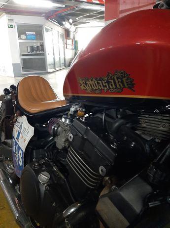 Bobber Kawasaki EN500 Única (Aceito Negociar)