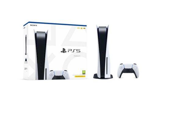 Ps 5 Konsola Playstation 5 nowa z napędem + pad !!!