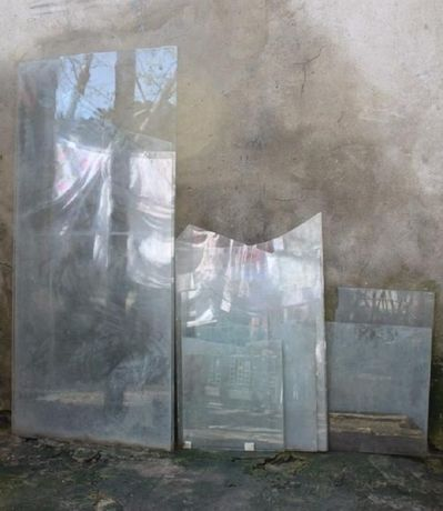Ввідам безкоштовно віконні стекла розбиті