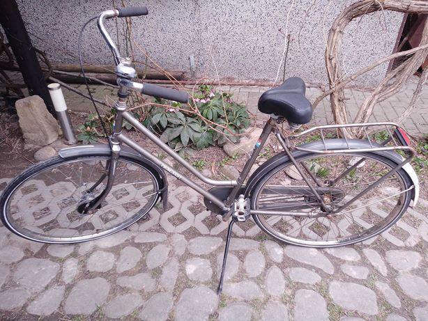 "Rower miejski Holender holenderski Prominent oryginalny koła 28"""