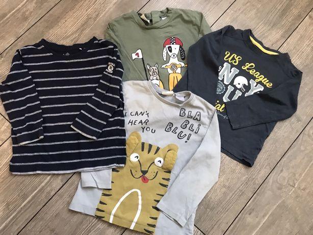 Леггинсы, штаны, кофта, футболка, 2-3 года, Zara, Next