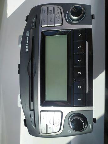 Магнитола ix 35/TUCSON 10 (2009-2013) 96160-2s220tan a-200lmeran