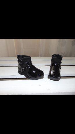 Ботинки, ботиночки, сапоги 25 розмір,15-16,5