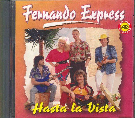 CD Fernando Express - Hasta La Vista (1995)