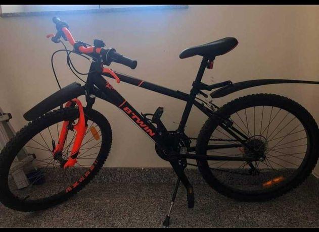 Велосипед размер 24