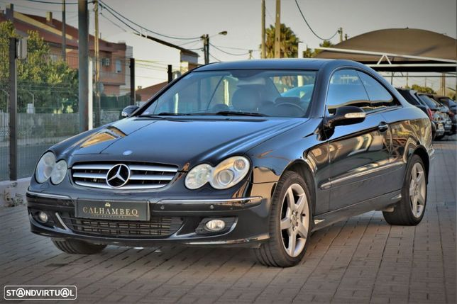 Mercedes-Benz CLK 320 CDi Elegance Aut.