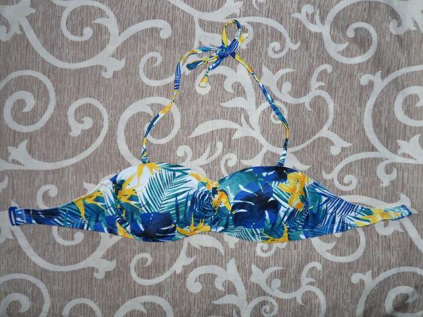Esmara лиф от купальника, бандо. Размер 38 (44) Гавайская расцветка