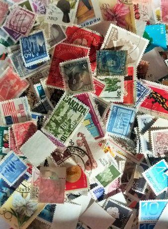 10 000 znaczków ze świata 0,5kg