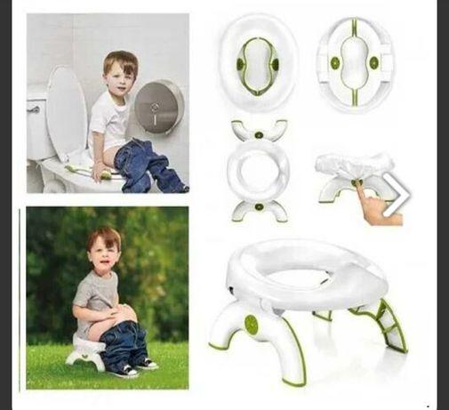 Детский дорожный туалет 2-in-1 OXO Tot