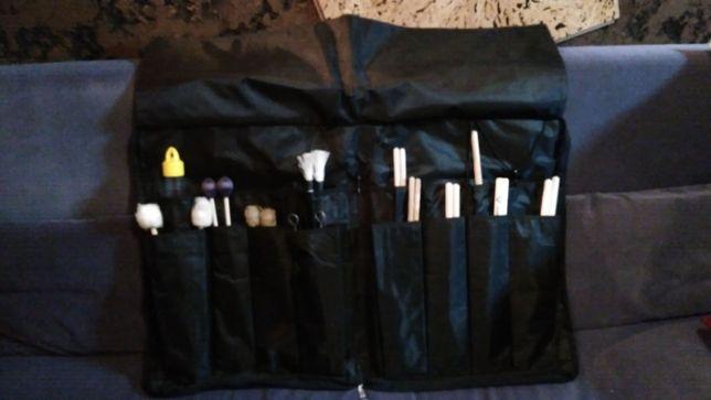 Saco para baquetas e assessórios de percussão Rockbag da Warwick