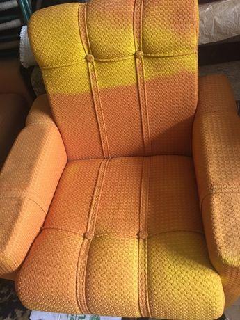 Fotel tapicerowany ***Okazja***