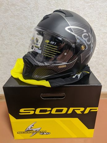 Новый Scorpion EXO-HX1 Taktic
