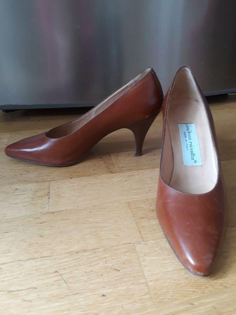 Туфлі мешти Andrea Rivalta Італія 38 розмір