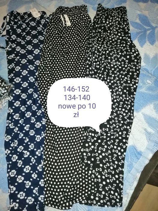 Spodnie nowe dziewczynka od 122 do 152 rozmiary Sosnowiec - image 1
