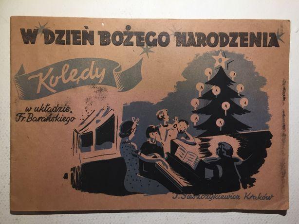 W Dzień Bożego Narodzenia - F. Barański 1949 r.