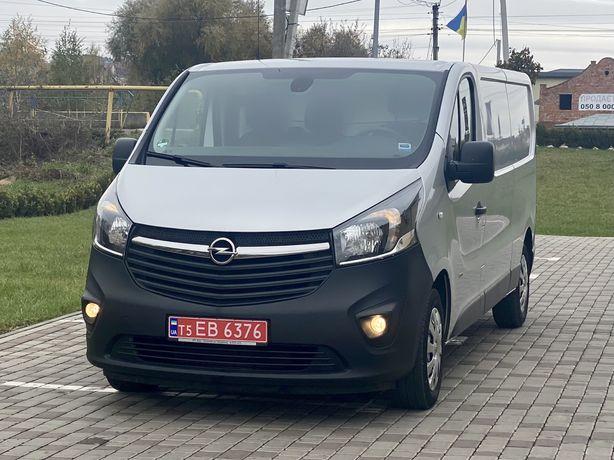 Opel Vivaro 96000km