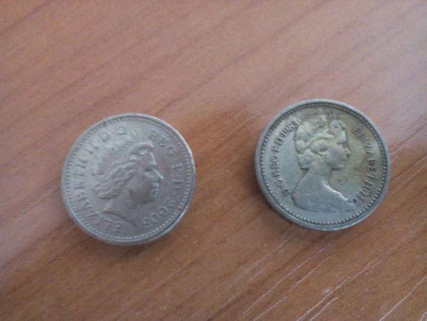 One pound DGREGFD 1983, та ONE POUND 2005