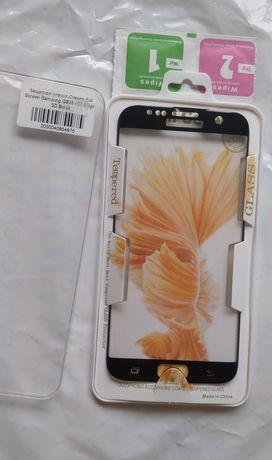 Защитные стекла Samsung S7 / S7 Edge. Meizu M5. Чехол Redmi Note 4