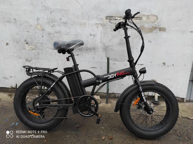 Электровелосипед складной Vega Joy Fat Днепр