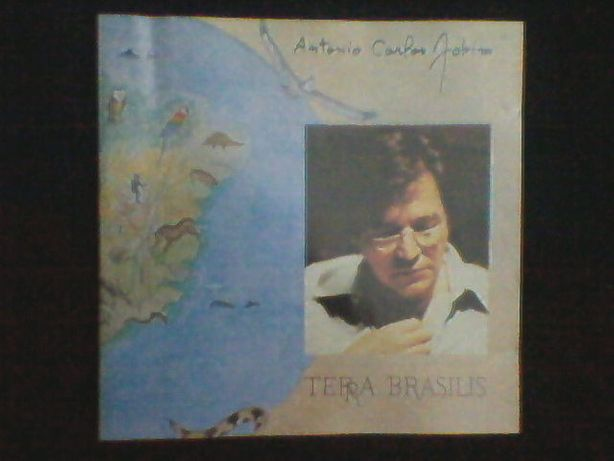 "CD ""Terra Brasilis"" (António Carlos Jobim)"