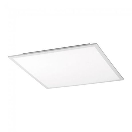 Biały prosty plafon FLAT 4000K białe zimne LED Leuchten Direkt