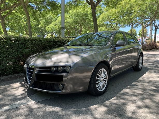 Alfa Romeu 159 JTD Sportwagon