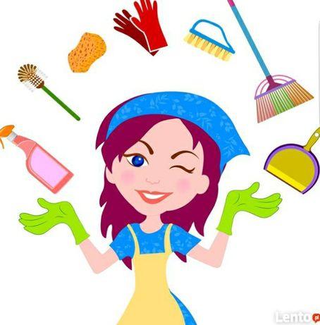 Sprzątanie domów/ mieszkań