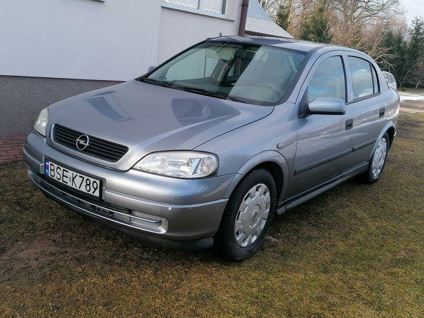 Opel Astra 1.2 16v b+g